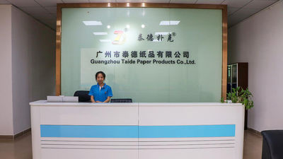 GUANGZHOU TAIDE PAPER PRODUCTS CO.,LTD.